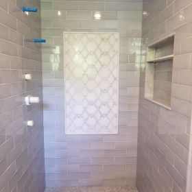 accent tile custom niche USE